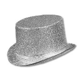 Sequin Glitter Top Hat - Dance 4 Less 929f6dc6970